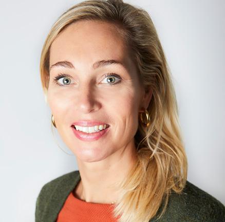 Nicolette Pouw